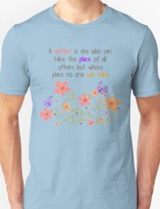 A Mother Is... T-Shirt