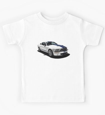Ford Mustang GT500 Shelby Kids Tee