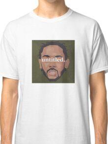 Kendrick Lamar Untitled Classic T-Shirt