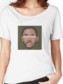 Kendrick Lamar Untitled Women's Relaxed Fit T-Shirt