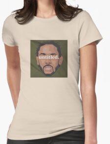 Kendrick Lamar Untitled Womens Fitted T-Shirt