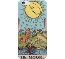 The Moon - Ruler of Flux and Reflux iPhone Case/Skin