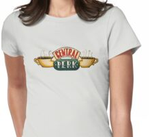 central perk Womens Fitted T-Shirt
