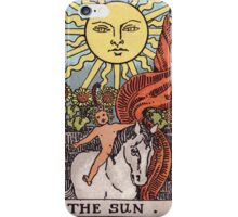 The Sun - Lord of the Fire of the World iPhone Case/Skin