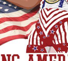 Making America Great Again! Donald Trump (IDIOCRACY) Sticker