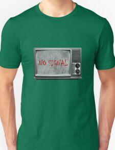 Сoncrete TV (no signal) Unisex T-Shirt