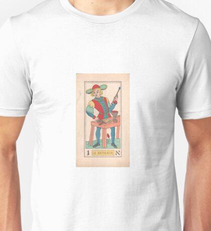 I. Le Bateleur (The Mountebank, The Juggler, The Magician) Unisex T-Shirt