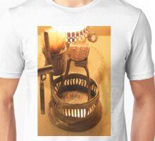 Antique Shaving Kit...German Silver Unisex T-Shirt