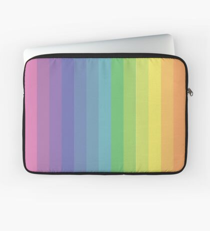 Colour vertical stripes Laptop Sleeve