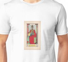 II. La Papesse (The Papess, or The Female Pope) Unisex T-Shirt