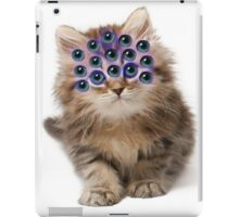 Mutant Cat iPad Case/Skin