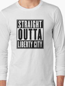 GTA - Liberty City Long Sleeve T-Shirt