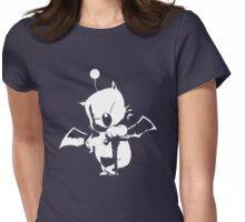 Final fantasy - MOG Womens Fitted T-Shirt