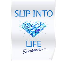 Seventeen Slip into the Diamond Life Poster