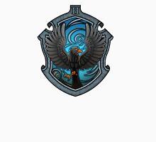 Hogwarts House Crest - Ravenclaw Raven Unisex T-Shirt