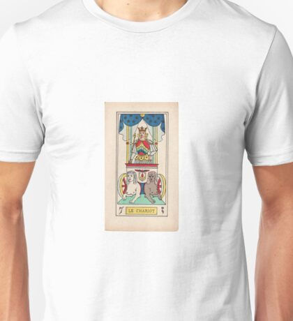 VII. Le Chariot (The Chariot) Unisex T-Shirt