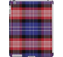 Scottish pattern Saint Andrews Tartan Plaid iPad Case/Skin