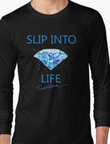 Seventeen Slip into the Diamond Life Long Sleeve T-Shirt