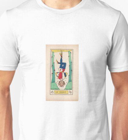 XII. Le Pendu (The Hanged Man) Unisex T-Shirt