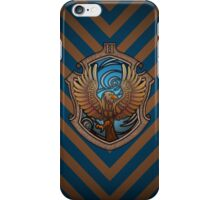 Hogwarts House Crest - Ravenclaw Eagle iPhone Case/Skin