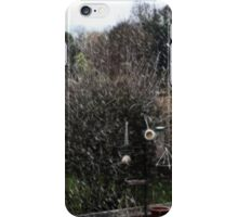 March snow iPhone Case/Skin