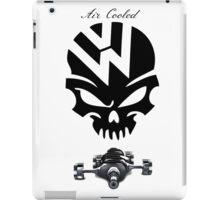 volkswagen logo air cooled iPad Case/Skin