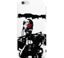 Cybernetic Organism... iPhone Case/Skin