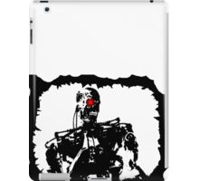 Cybernetic Organism... iPad Case/Skin