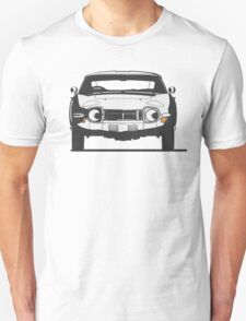 Toyota 2000GT (front) T-Shirt