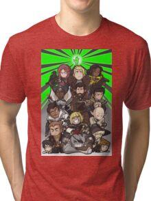 Dragon Age Inquisition Tri-blend T-Shirt