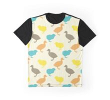 Chick and duckling. Graphic T-Shirt