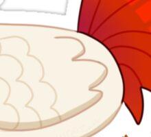 Sea Salt Trio Chickens 2 Sticker