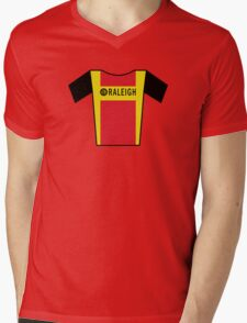 Retro Jerseys Collection - Raleigh Mens V-Neck T-Shirt