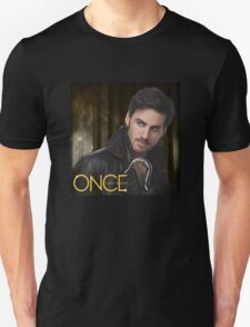 once upon a time, ouat, once upon a time ouat, ouat hook, captain hook, ouat killian jones, killian jones, season 5 part 2 T-Shirt