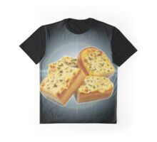 garlic bread saviour  Graphic T-Shirt