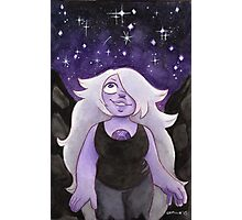Steven Universe Amethyst - I will fight for the World I Was Made in Photographic Print