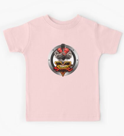 Street Fighter V : Ryu Kids Tee