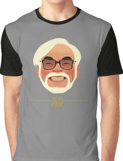 miyazaki Graphic T-Shirt