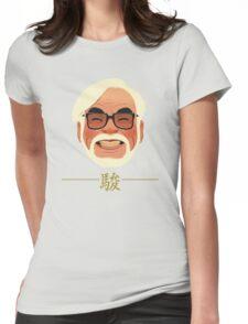 miyazaki Womens Fitted T-Shirt