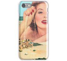 She's such a beach  iPhone Case/Skin