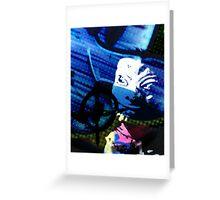 Talkies Greeting Card