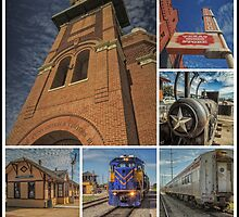 A Tribute to Grapevine Texas by John  Kapusta