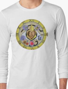 Bering and Wells - Out of Time Long Sleeve T-Shirt