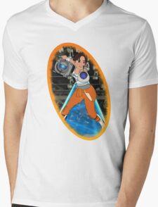 Portal - Chell & Wheatley T-Shirt