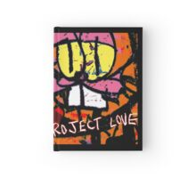 Project Love Hardcover Journal
