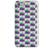 Princess and the Pea Children's pattern iPhone Case/Skin