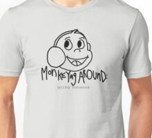 Monkeying Around: Going bananas Unisex T-Shirt