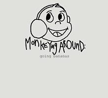 Monkeying Around: Going bananas Unisex T-Shirt