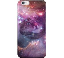 Space Cat Unisex Tee & More iPhone Case/Skin