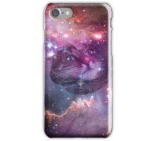 Space Cat Unisex Tee & More iPhone Case/Skin